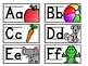Alphabet Posters and Word Wall Letters