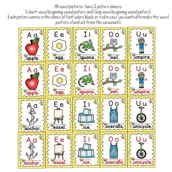 Alphabet Posters (bees)
