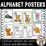 Alphabet Classroom Display Posters