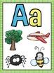 Alphabet Posters in Spanish
