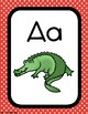 Alphabet Posters to Brighten Up Your Classroom!