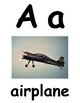 Alphabet Posters with Real Images