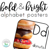 Alphabet Posters with Photographs
