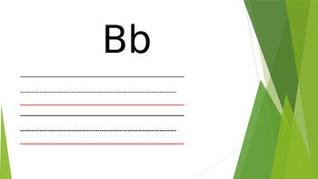 Alphabet PowerPoint