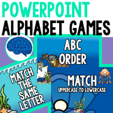 Alphabet PowerPoint Games