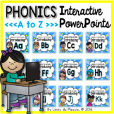 Alphabet PowerPoints Beginning Sounds