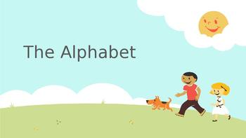 Alphabet Powerpoint Presentation (Requested)