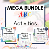 Alphabet Practice Bundle