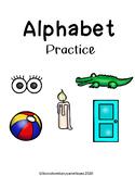 Alphabet Practice