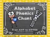 Alphabet Practice Chant