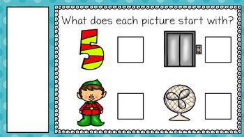 Alphabet Practice: E and F (For PowerPoint and Google Classroom)