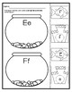 Alphabet Practice/Fishing for Alphabet/Alphabet Worksheets