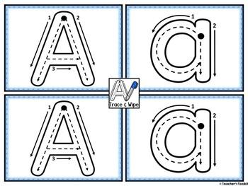Alphabet Practice Handwriting Worksheets Alphabet Mats