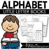 Alphabet Practice | Little Letter Books