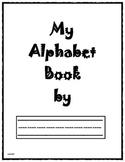 Alphabet Practice Packet