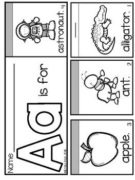 Alphabet Practice Pages BUNDLE