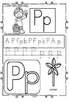 Alphabet Practice Printables BUNDLE - Recognition, Tracing and Beginning Sounds
