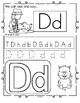 FARM Alphabet Recognition, Beginning Sounds