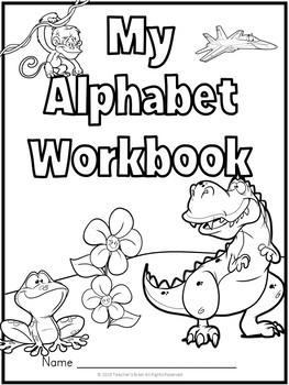 Alphabet Practice Worksheets