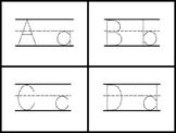 Alphabet Practice Write & Wipe Cards