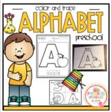 Alphabet Practice for Preschool