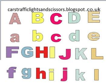 Alphabet Printable