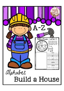 Tracing Letters Game for Alphabet Letter of the Week