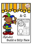 "Alphabet Writing ""Alphabet Letter of the Week"""
