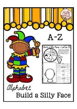 "Alphabet Writing ""Alphabet Letter of the Week"""