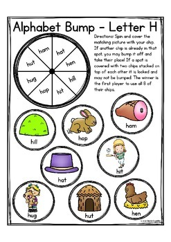 Alphabet Letter of the Week Games