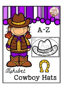 "Alphabet Writing Hat ""Alphabet Letter of the Week"""