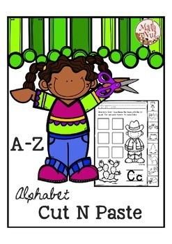Alphabet Letter of the Week Matching Pictures to Letter Sound