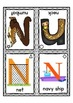 Alphabet Letter of the Week Picture Cards