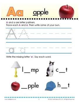 Alphabet Printables FREE