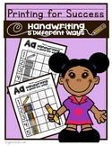 Alphabet Handwriting Practice! Handwriting 5 Different Ways!! A-Z