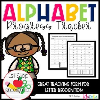 Alphabet Progress Tracker