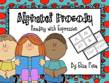 Alphabet Prosody and Fluency Activity
