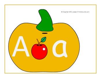 The Alphabet Pumpkins
