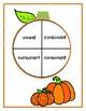 Alphabet Pumpkin Patch