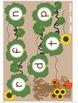 Alphabet - Pumpkin Themed File Folder Alphabet Match