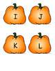 Alphabet Pumpkins