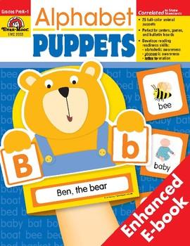 Alphabet Puppets