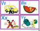 Alphabet Puzzle Cards: Match Letters to Initial Sounds Pictures