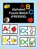 Alphabet Puzzle (FREEBIE)