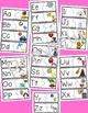 Alphabet Puzzle-Matching Letters to Pictures