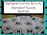Alphabet Puzzle Spanish