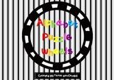 Alphabet Puzzle Wheels