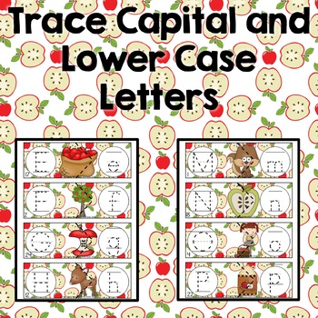 Alphabet Puzzle and Tracing Cards