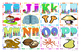 Alphabet Puzzle and Wall Cards