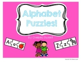 Alphabet Puzzles!